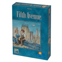 5th Avenue Board Game