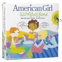American Girl 300 Wishes Game