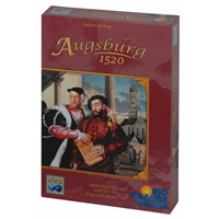 Augsburg 1520 Board Game