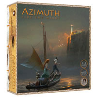 Azimuth Board Game