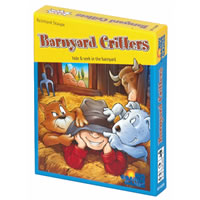 Barnyard Critters Children's Game