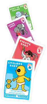 Battle Babies Cards