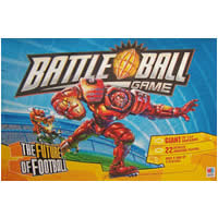 Battleball Board Game