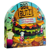 BBQ Blitz Children's Game