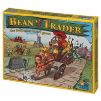 Bean Trader Board Game