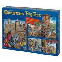 Big Box Carcassonne Game