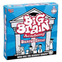Big Brain Academy Board Game