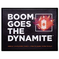 Boom Goes The Dynamite Game