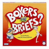 Boxers or Briefs Game