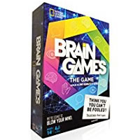 Brain Games Board Game