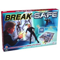 Break The Safe Board Game