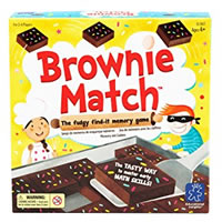 Brownie Match Children's Game
