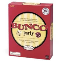 Bunco Party In Box Game