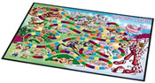 Candyland Game Board