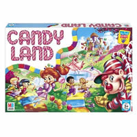 Candyland Children's Game