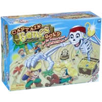 Captain Bones Gold Children's Game