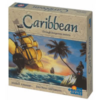 Caribbean Board Game