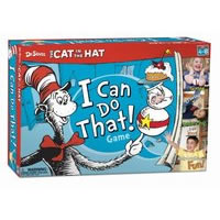 Cat in the Hat Children's Game