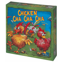 Chicken Cha Cha Cha Children's Game