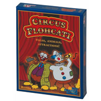 Circus Flohcati Children's Game