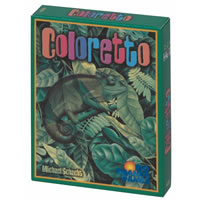 Coloretto Game