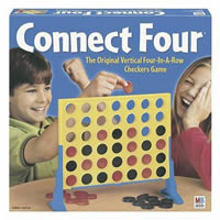 Connect Four Children's Game