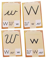 Cool Cursive Cards