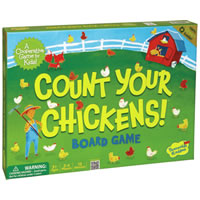 Count Your Chickens Children's Game