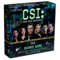 CSI Board Game
