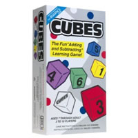 Cubes Children's Game