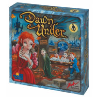 Dawn Under Board Game