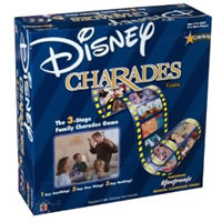 Disney Charades Children's Game