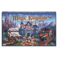Disneys Magic Kingdom Children's Game