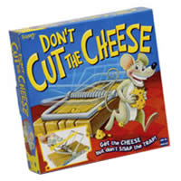 Don't Cut The Cheese Children's Game