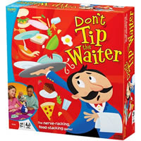 Don't Tip The Waiter Children's Game