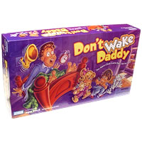 Don't Wake Daddy Children's Game