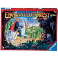 Enchanted Forest Children's Game
