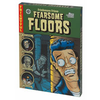 Fearsome Floors Board Game