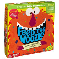 Feed The Woozle Children's Game
