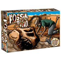 Fossil Find Board Game