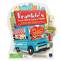 Frankie's Food Truck Fiasco Children's Game