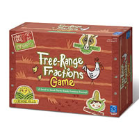Free Range Fractions Children's Game