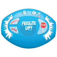 Freeze Up Children's Game