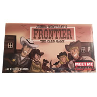 Frontier The Card Game Game