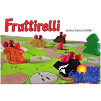 Fruitirelli Children's Game