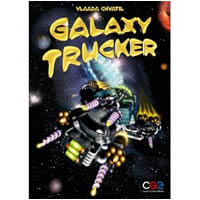 Galaxy Trucker Game