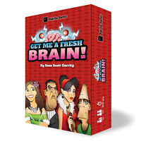 Get Me A Fresh Brain Game