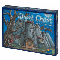 Ghost Chase Board Game