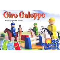 Giro Galoppo Children's Game
