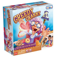 Greedy Granny Children's Game